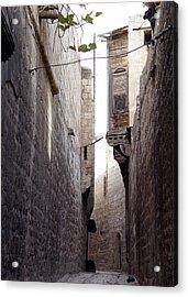 Aleppo Alleyway05 Acrylic Print