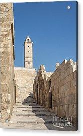 Aleppo Citadel In Syria Acrylic Print