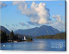 Alert Bay Alaska Acrylic Print