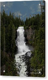 Acrylic Print featuring the photograph Alexander Falls by Rod Wiens