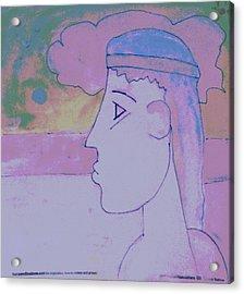 Alexandria Acrylic Print