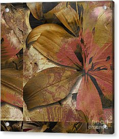 Alexia IIi Acrylic Print by Yanni Theodorou
