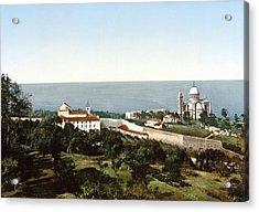 Algiers Basilica, C1899 Acrylic Print