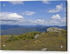 Algonquin Mountain Acrylic Print
