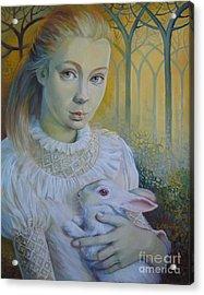 Alice Acrylic Print