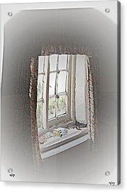 Alice's Window Acrylic Print by Martin Jay