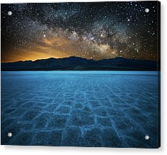 Alien World Acrylic Print