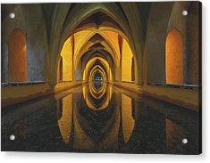 Aljibe Acrylic Print