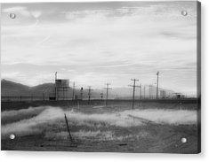 All American Landscape Acrylic Print by Hugh Smith