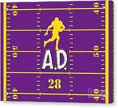 All Day Acrylic Print