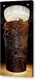All Hail More Ale  Guinness Totem Acrylic Print