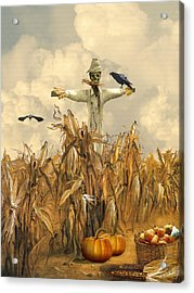 All Hallows' Eve Acrylic Print