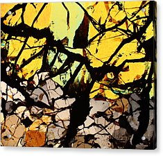 All Hallows Eve Acrylic Print