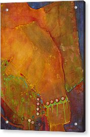 All Life Is An Experiment 5 Acrylic Print by Blenda Studio