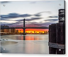 Acrylic Print featuring the photograph All Natural Color by Anthony Fields