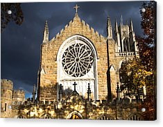 All Saints' Chapel Acrylic Print