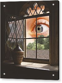 All Seeing Acrylic Print