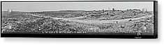 All That Is Left Of The Town Acrylic Print