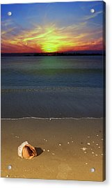 All Washed Up Acrylic Print
