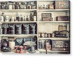 All You Need - The General Store Acrylic Print