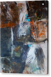 Allegory Acrylic Print by Ron Stephens