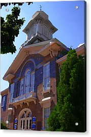 Allentown Pa Old Lehigh County Court House Acrylic Print