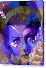 Allure Acrylic Print by Seth Weaver