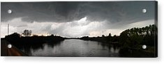 Almost A Waterspout Acrylic Print