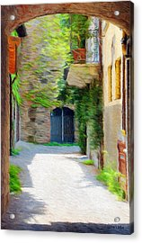 Almost Home Acrylic Print by Jeff Kolker