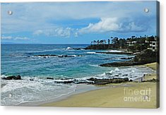 Almost Summer Acrylic Print by Everette McMahan jr