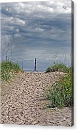 Almost There Acrylic Print by Skip Willits