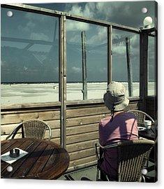 Alone Again Acrylic Print by Michel Verhoef