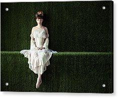 Alone In Wonderland Acrylic Print