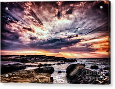 Acrylic Print featuring the photograph Alpha And Omega by John Swartz