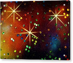 Alpha Centauri Acrylic Print by Michael Rucker