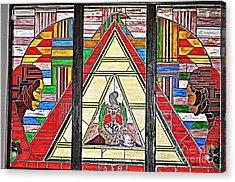 Alpha Kappa Alpha Acrylic Print