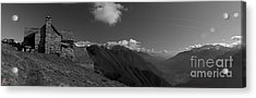 Alpine Valley Acrylic Print by Marco Affini