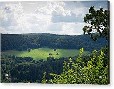 Altenbrak - Boeser Kleef Acrylic Print by Andreas Levi