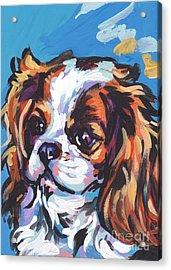 Always Cavalier Acrylic Print by Lea S