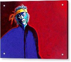 Am I So Different Acrylic Print by Joe  Triano