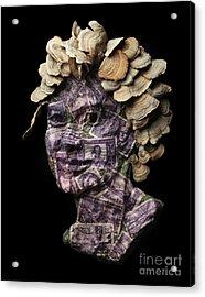 Amaranthine Acrylic Print