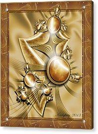 Amber Riches Acrylic Print