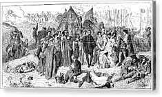 Ambroise Pare (1510-1590) Acrylic Print by Granger