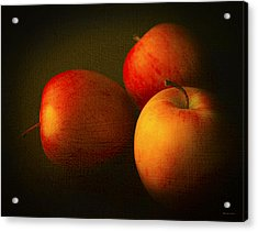 Ambrosia Apples Acrylic Print