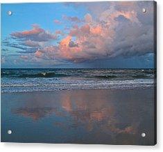 Amelia's Sunset Acrylic Print
