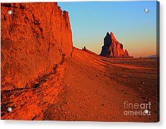 America The Beautiful New Mexico 1 Acrylic Print by Bob Christopher