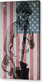 American Badass Acrylic Print