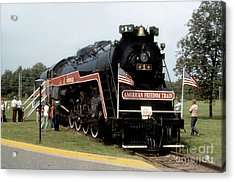 American Freedom Train - 1975 Acrylic Print by ELDavis Photography