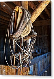 Acrylic Print featuring the photograph American History by Jim Garrison