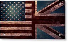 American Jack II Acrylic Print